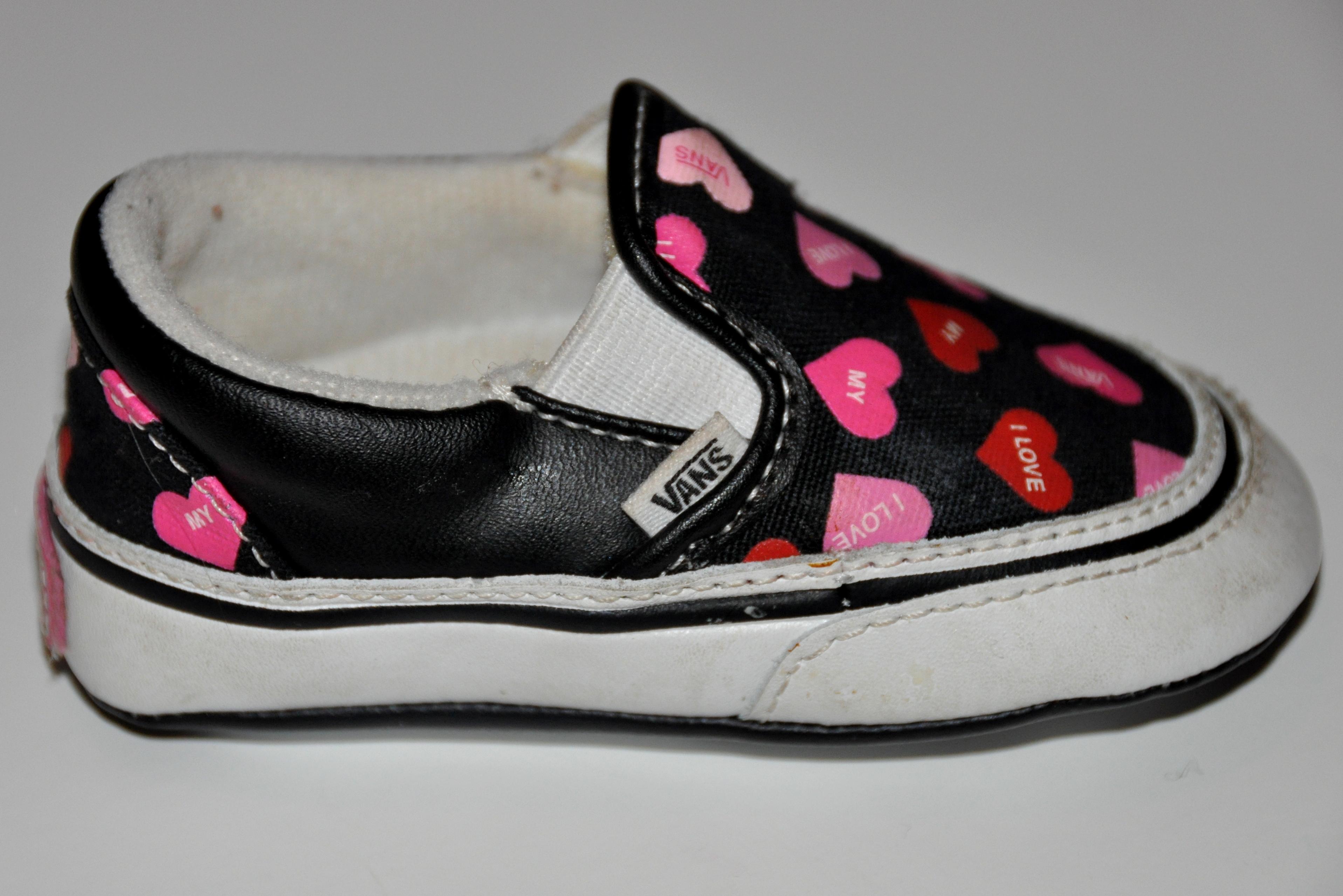 vans schoenen baby